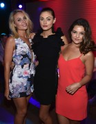 Leah Pipes, Phoebe Tonkin and Danielle Campbell -  MTV Fandom Awards in San Diego 07/09/15 MQ