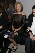 Meg Ryan - Georges Chakra show at Paris Fashion Week 7.7.2015  x24