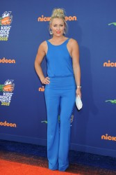 Lindsey Vonn - Nickelodeon's 2nd Annual Kids' Choice Sports Awards in LA (7/16/15) Ass Shots!!