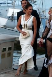 Nina Dobrev - Leonardo DiCaprio's Second Annual Foundation Gala in St. Tropez 7/22/15