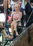 "Nicole Richie | On the Set of ""Candidly Nicole"" in LA 