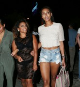 Keri Hilson | Night out in West Hollywood | July 24 | 12 pics