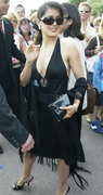 Salma Hayek - 'Match Point' Premiere in Cannes 5/12/05 *Cleavage*
