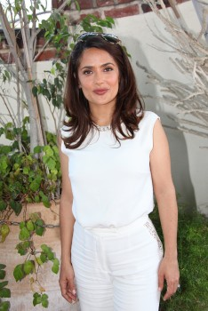 "Salma Hayek - Portraits at Kahlil Gibran's ""The Prophet"" Press Conference in LA (7/28/15)"