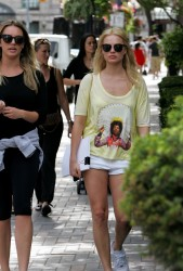 Margot Robbie - Out & About in Toronto 8/8/15