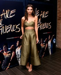 "Emily Ratajkowski - ""We Are Your Friends"" Special Screening in NYC 8/18/15"