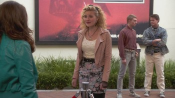 Amanda Michalka-The Goldbergs S1:A Wrestler Named Goldberg Vidcaps