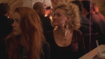 Amanda Michalka-The Goldbergs S1:The Age of Darkness Screencaps