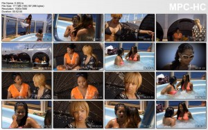 ELISE NEAL *bikini & pokies* - Hollywood Divas - do the right thing - *HOT*
