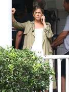 Jennifer Aniston on set for Mother's Day in Atlanta August 31-2015 x37