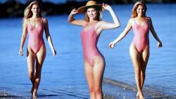 Ali Larter, Dakota Fanning, Emma Roberts, Selena Gomez, Stana Katic (Wallpaper) 6x