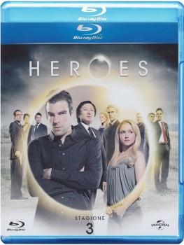 Heroes - Stagione 3 (2009) [5-Blu-Ray] Full Blu-Ray 228Gb AVC ITA DTS 2.0 ENG DTS-HD MA 5.1 MULTI
