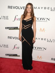 Emily DiDonato - The Daily Front Row Third Annual Fashion Media Awards in NYC 9/10/15
