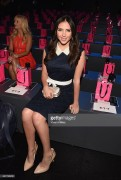 Ryan Newman - Betsey Johnson fashion show in NYC 9/11/15