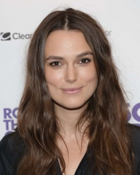 Keira Knightley - Roundabout 50th Anniversary at the Roundabout Theater in NYC
