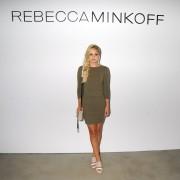 Olivia Holt @ Rebecca Minkoff Fashion Show in NY | September 12 | 6 pics