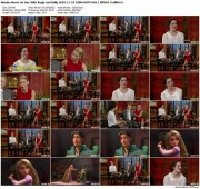 Mandy Moore - Live With Regis And Kelly - November 19, 2010