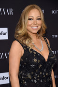 Mariah Carey - 2015 Harper's BAZAAR Icons Event in NYC 9/16/15