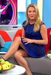 Female upskirt pics presenters of tv