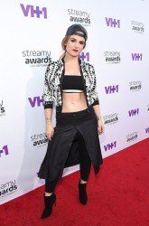 JoJo - 5th Annual Streamy Awards in LA 9/17/15