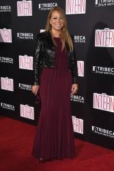 "Mariah Carey - ""The Intern"" Premiere in NYC 9/21/15"