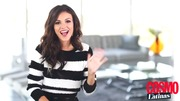 Victoria Justice - BtS of her Cosmo for Latinas Photoshoot - 720p