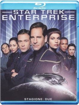 Star Trek: Enterprise - Stagione 2 (2003) [6-Blu-Ray] Full Blu-Ray 214Gb AVC ITA DD 2.0 ENG DTS-HD MA 5.1 MULTI