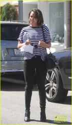 Chloe Bennet out in Beverly Hills (Sept.30) - Oct. 2, 2015