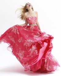 Bella Thorne - Sherri Hill Outtakes