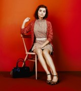 Jenna Louise Coleman-Stylist Magazine Oct 2015  Tom Van Schelven Photos MQ.