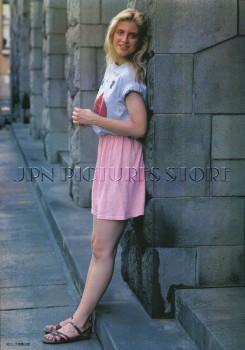 Helen Slater: Cute Pink Dress: 80's Shoot - HQ  **Tagged**