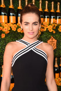 Camilla Belle - Sixth-Annual Veuve Clicquot Polo Classic in LA 10/17/15