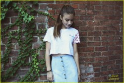 G Hannelius – #actress #GbyG #fashion #photoshoot #skirt # ...