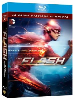 The Flash - Stagione 1 (2014) [4-Blu-Ray] Full Blu-Ray 158Gb AVC ITA DD 2.0 ENG DTS-HD MA 5.1 MULTI