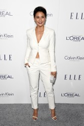 Emmanuelle Chriqui - 22nd Annual ELLE Women in Hollywood Awards 10/19/15