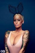 Amber Rose - GQ Magazine Photoshoot October 2015