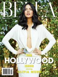 Olivia Munn - Bella Magazine Hollywood Issue JanFeb 2015 - Oct.24.2015