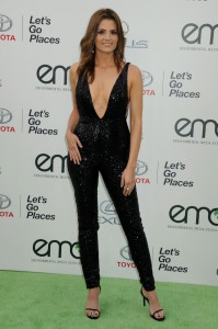 Stana Katic at the 25th Annual EMA Awards in Burbank, California on October 24, 2015