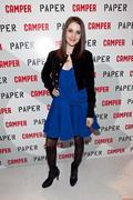 Alison Brie - Camper's Madison Avenue Flagship launch party (February 13, 2010)