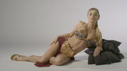 "Sara Jean Underwood frame grabs from her ""Star Wars: The Lost Auditions"" video x71"