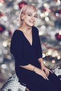 Lily Allen-  Vero Moda Winter 2015 Collection  Ryan Thwaites photos.