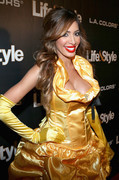 Farrah Abraham - Life & Style Weekly's 'Eye Candy' Halloween Bash in LA 10/29/15