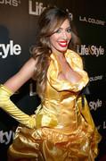 Farrah Abraham - Life & Style Weekly's 'Eye Candy' Halloween Bash in LA 10/29/15