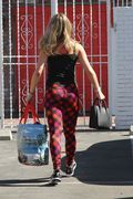 Alexa Vega - at the DWTS Studio 10/30/15