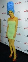 Emily Ratajkowski - 16th Annual Heidi Klum Halloween Party in NYC 10/31/15