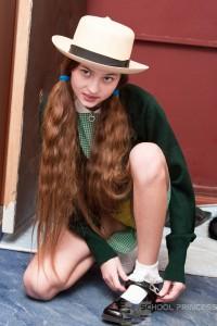 schoolprincess school schoolgirl princess   tamara