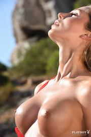 Nackt playboy büchel alica Nudity in