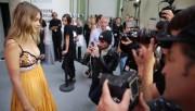 Gigi Hadid Speaks Out, October 2015