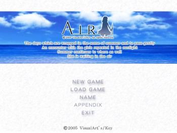 Air - Standard Edition [English Patched, Voiced]
