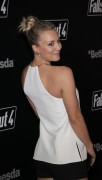 """Kaley Cuoco @ """"Fallout 4"""" Launch Party in LA 